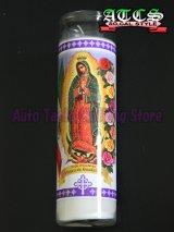 【再入荷】[MARIA・MEXICO]マリア様×バラ×メキシコ キャンドル