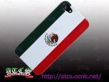 【SALE】メキシコフラッグ iPhone5 ケース 2PC