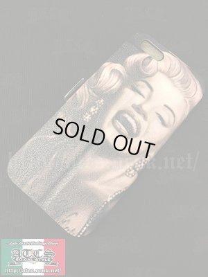画像1: マリリン・モンロー BOOK型i Phone6用ケース1