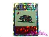 カリフォルニア州旗 ステッカー