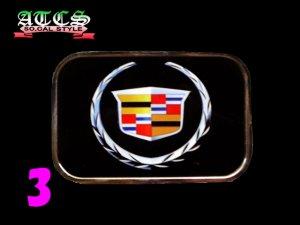 画像4: キャデラック バックル【全4タイプ】ベルト付き
