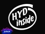 HYD INSIDE ステッカー