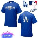 LA、Dodgers Tシャツ1【official】