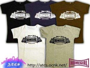 画像1: HOMEGIRL Tシャツ4