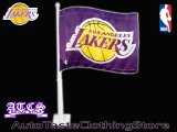 LA LAKERS ウィンド- フラッグ 【official】