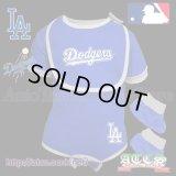 LA Dodgersスタイ&ソックス付きロンパース【official】