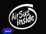 AirSus insideステッカー