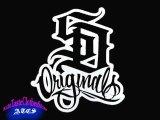 SD Originalsステッカー