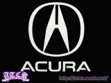 ACURA ステッカー1 【USDM】