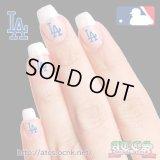 LA Dodgersネイルシール【official】