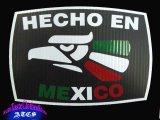 HECHO EN MEXICO(3カラー)ステッカーL
