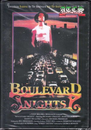 画像1: 【BOULEVARD NIGHTS】 DVD