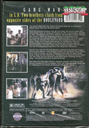 画像2: 【BOULEVARD NIGHTS】 DVD