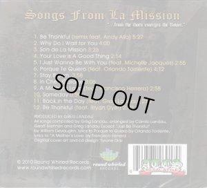 画像2: Songs from La Mission サウンドトラック