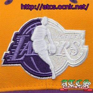 画像2: 【adidas】LA Lakers アジャスタブルCAP5【OFFICIAL】