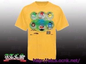 画像1: M&M Tシャツ2