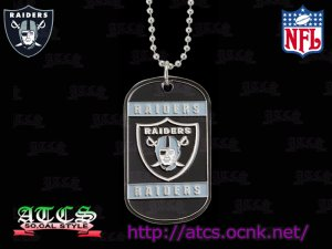 画像1: RAIDERS Necktag【official】 ネックレス