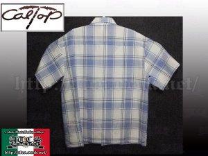 画像3: CalTop OGチェック柄半袖シャツ2