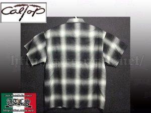 画像3: CalTop OGチェック柄半袖シャツ9