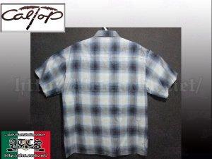 画像3: CalTop OGチェック柄半袖シャツ10