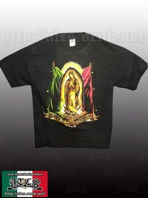 画像1: マリア(GUADALUPE) Tシャツ