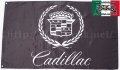 Cadillac Flag Old logo