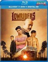 【LOWRIDERS】 BLU-RAY + DVD + DIGITAL HD