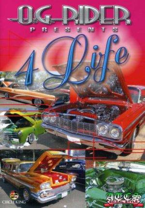 画像1: 【O.G.RIDER 】 LOWRIDER 4Life DVD