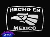 HECHO EN MEXICOステッカー2