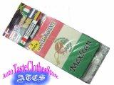 【新価格】MEXICO国旗 エアーフレッシュナー 3pc(3枚セット)