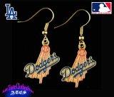 L.A Dodgers ピアス【official】