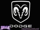 DODGE ステッカー1