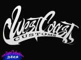 WestCoastCustomsステッカー