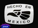 携帯サイズHECHO EN MEXICOステッカー