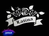 Latinaステッカー