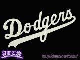 Dodgersステッカー