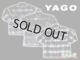 【YAGO】キルティング ジャケット《全3色》OG チェック ジャケット