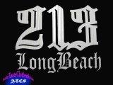 LongBeach 213ステッカー