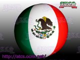 MEXICO ビーチボール
