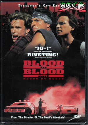 画像1: 【BLOOD IN BLOOD OUT】 DVD