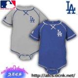 【再入荷】LA Dodgers ロンパース【official】