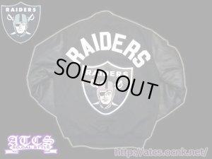 画像1: RAIDERS プレミアムスタジアムジャケット3 XS-M