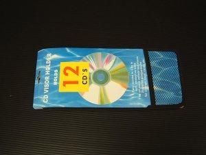 画像1: サンバイザー用CDケース12