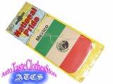 【再入荷】MEXICO国旗エアーフレッシュナー