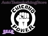 CHICANO POWERステッカー