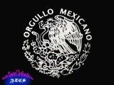ORGLLO MEXICANOステッカー1
