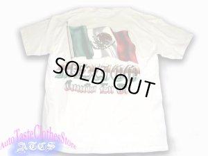 画像1: MEXICO・フラッグ Tシャツ