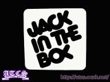 JACK IN THE BOXステッカー