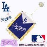 LA Dodgersフラッグミニバナー【official】