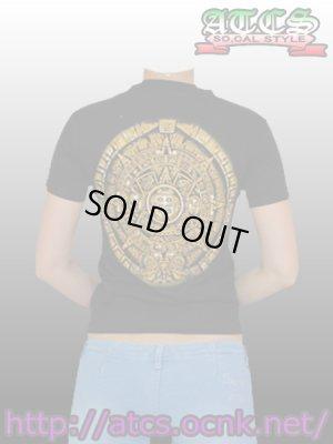 画像1: 【再!再入荷】 【AZTEC ROOTS】Tシャツ